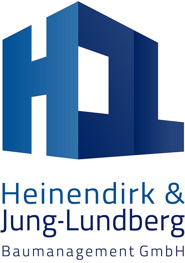 Heinendirk & Jung-Lundberg Baumanagement Logo